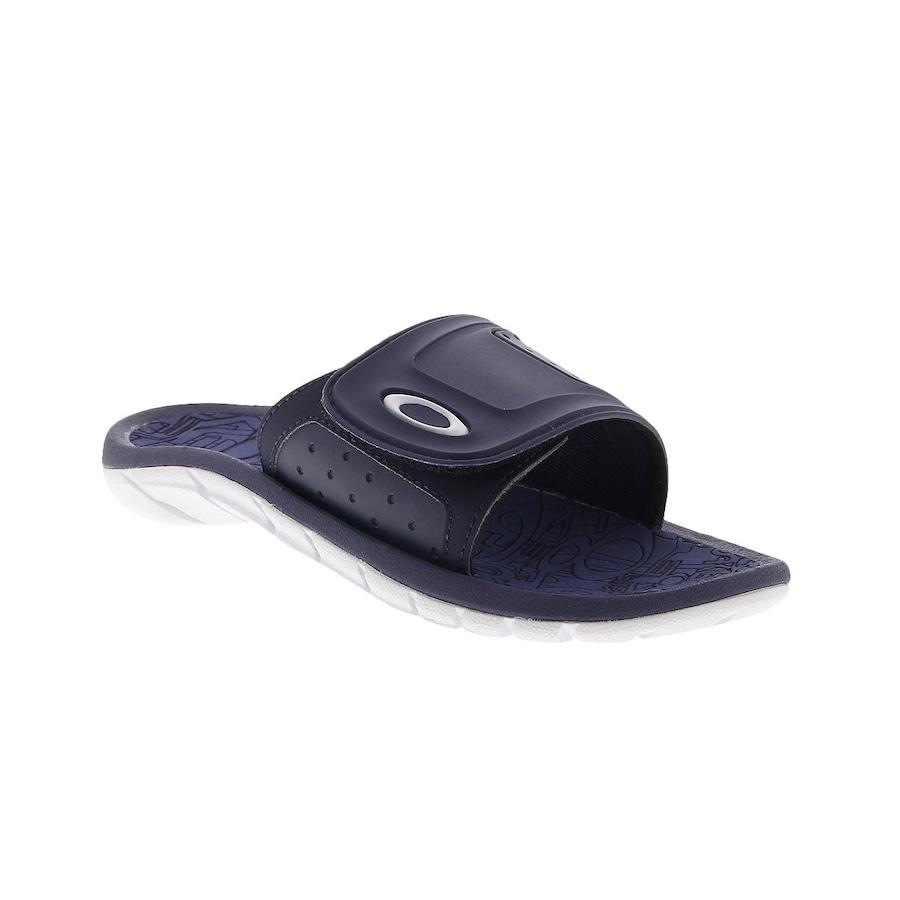 884f83a0f5abc Chinelo Oakley Supercoil - Slide - Masculino