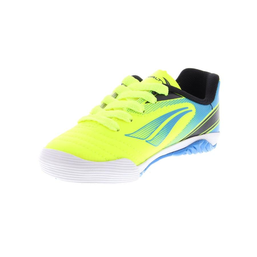 ... Kit Chuteira de Futsal e Meião Penalty Gol de Placa – Infantil ... 39cc1586a1d60