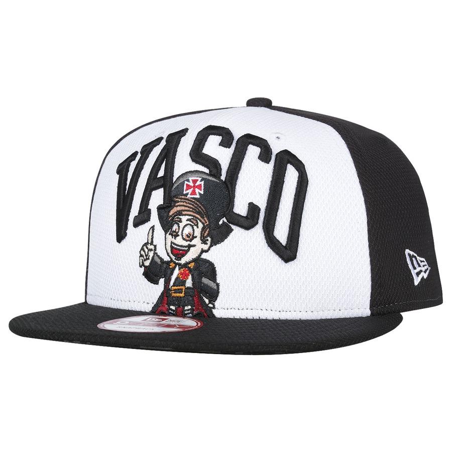 ... Boné Aba Reta New Era Vasco da Gama Mascote - Snapback - Adulto ... fbc86829fb847