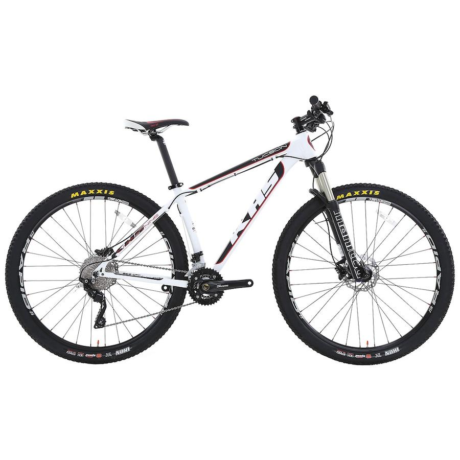 Bicicleta Khs Tucson Aro 29 Freio A Disco 20 Marchas