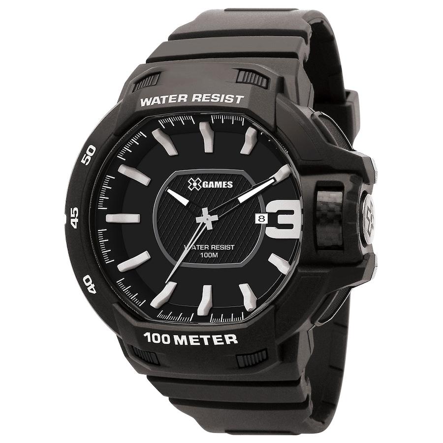 e1d0b95d5ad Relógio Masculino Analógico X- Games XMPP1035