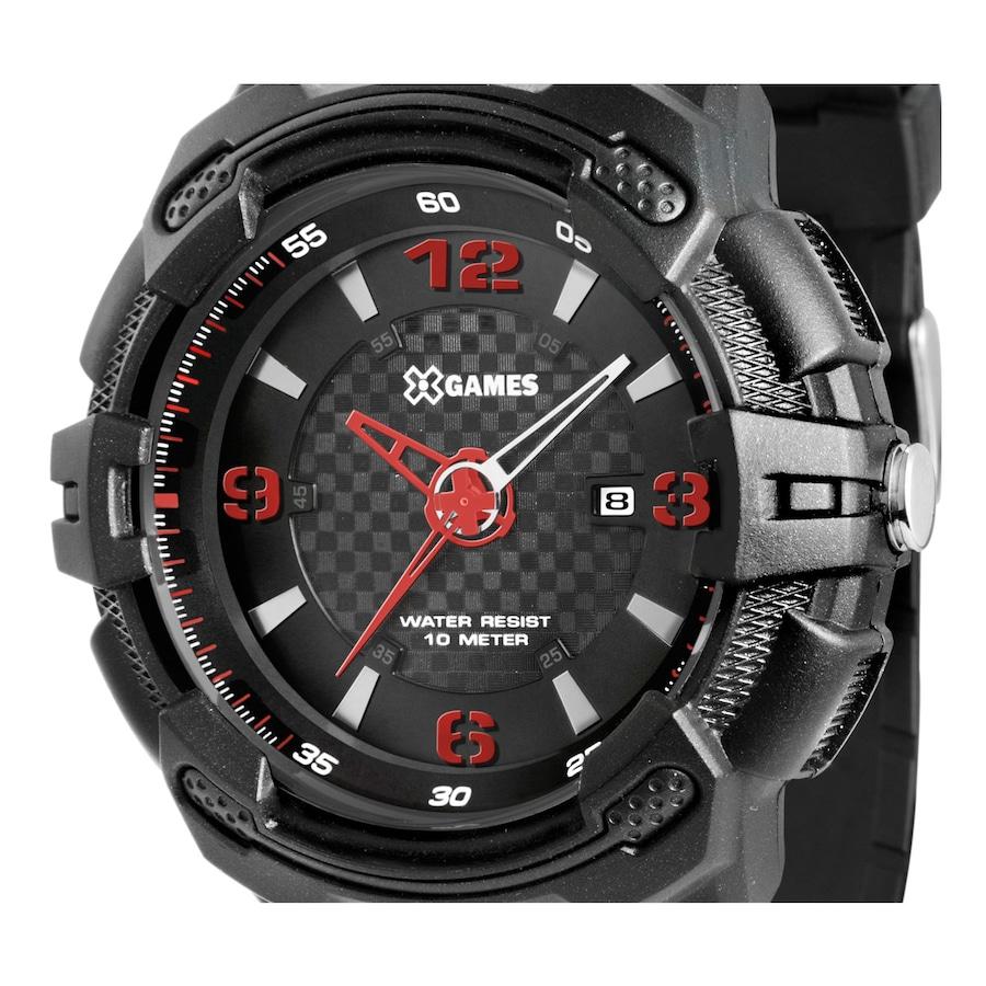 4da1d8709a9 Relógio Masculino Analógico X- Games XMPP1038