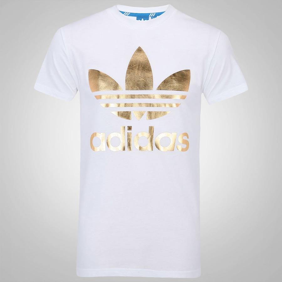 3be89d3a17de3 Camiseta adidas Originals Foil - Masculina