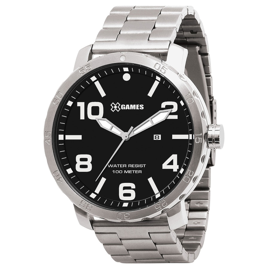c96c87bae65 Relógio Masculino Analógico X Games XMSS1001