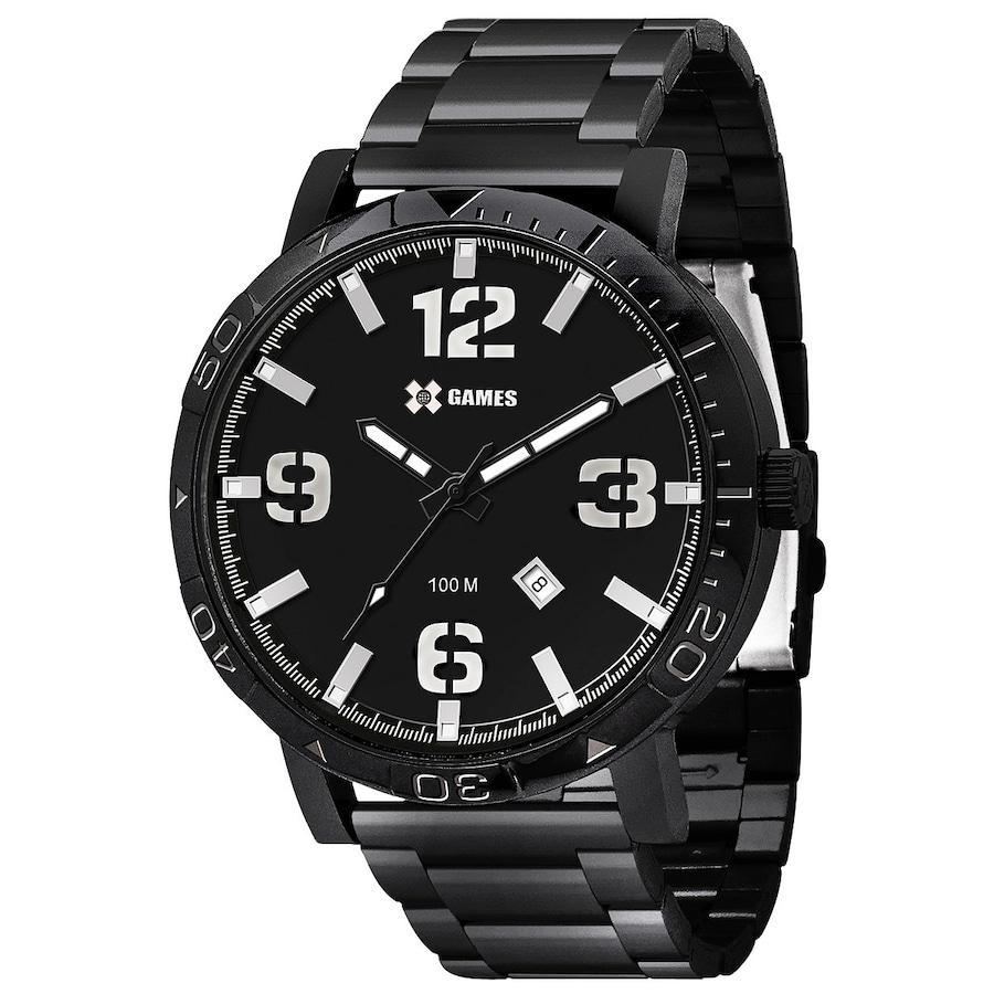 a0eb6c6dc85 Relógio Masculino Analógico X-Games XMSS1009