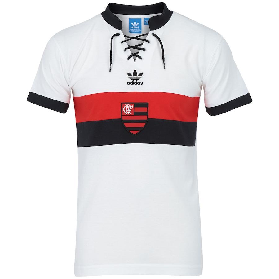 Camisa Flamengo Adidas Originals 4186387aed656