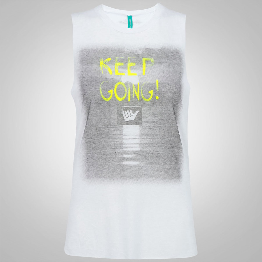 Camiseta Regata Hang Loose Trindade Feminina 02163c65299a9