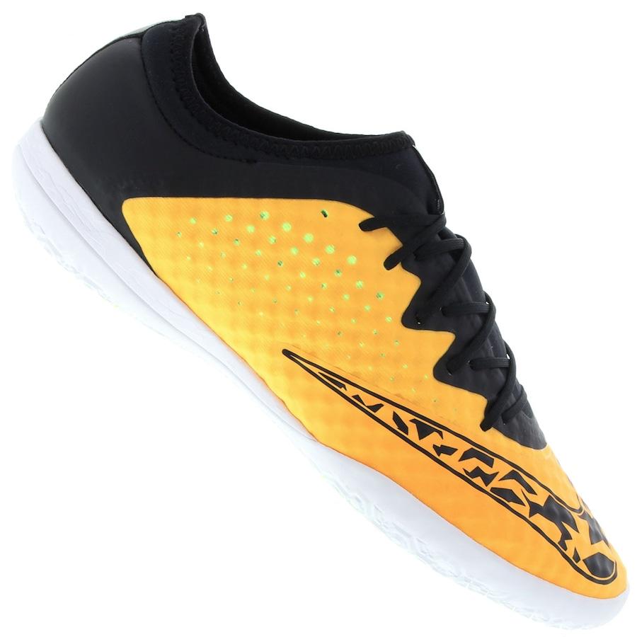 Chuteira de Futsal Nike Elástico Finale III IC 231d1107d4712