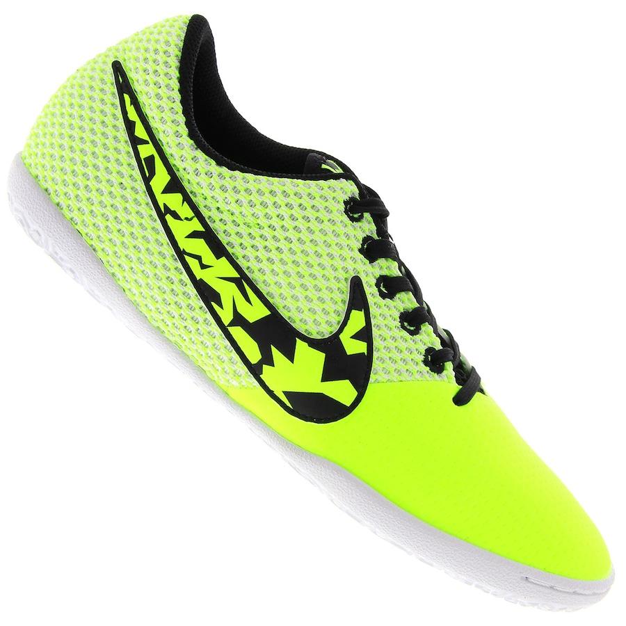 Chuteira de Futsal Nike Elástico Pro III IC d08b6761d88