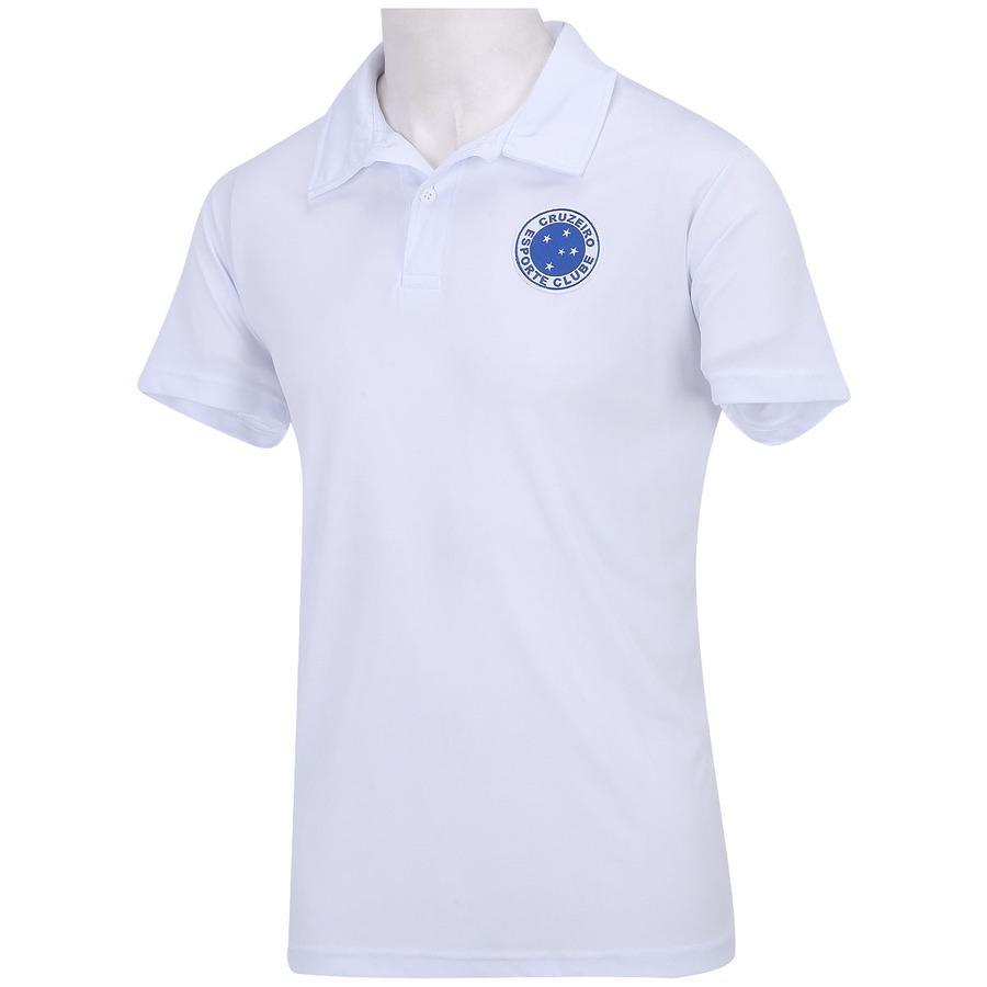 ... Camisa Polo Cruzeiro Lines - Masculina ... e3d3b93463625