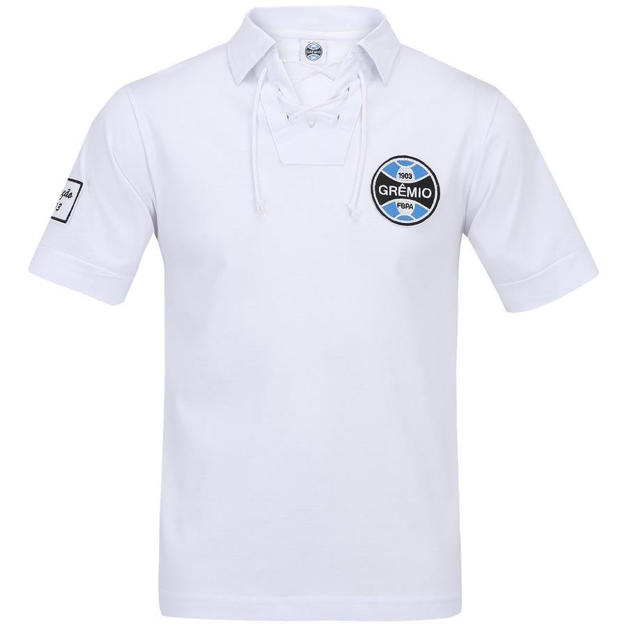 42b0f19f0c Camisa Polo Grêmio Fundação - Masculina