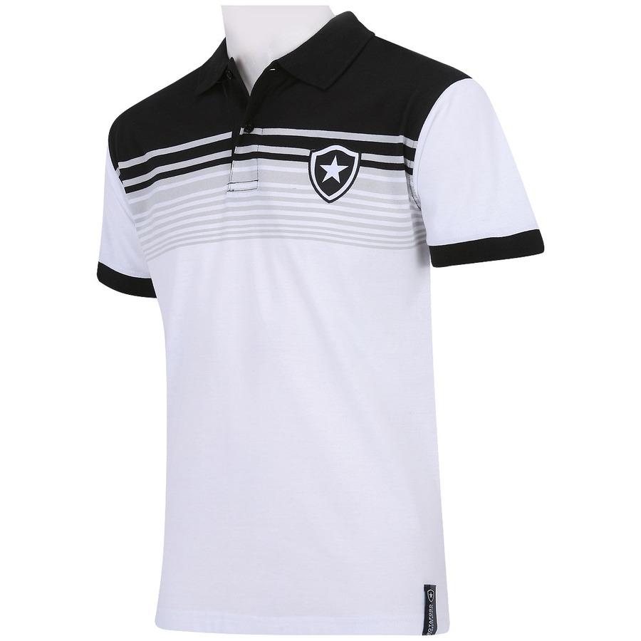 ... Camisa Polo Botafogo Botões - Masculina ... 0a214a540e061