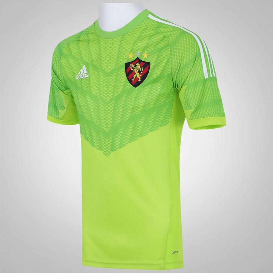 Camisa de Goleiro do Sport Recife II s n° adidas 567295182ce0a