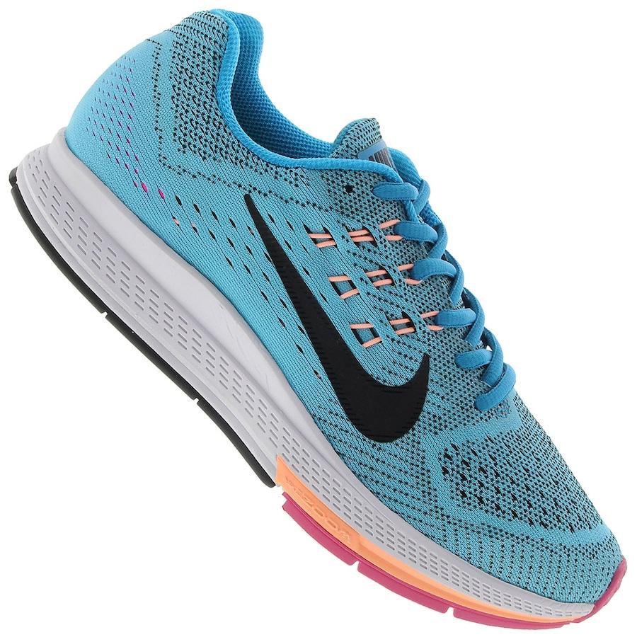 Tênis Nike Zoom Structure 18 Feminino f9b15238b716c