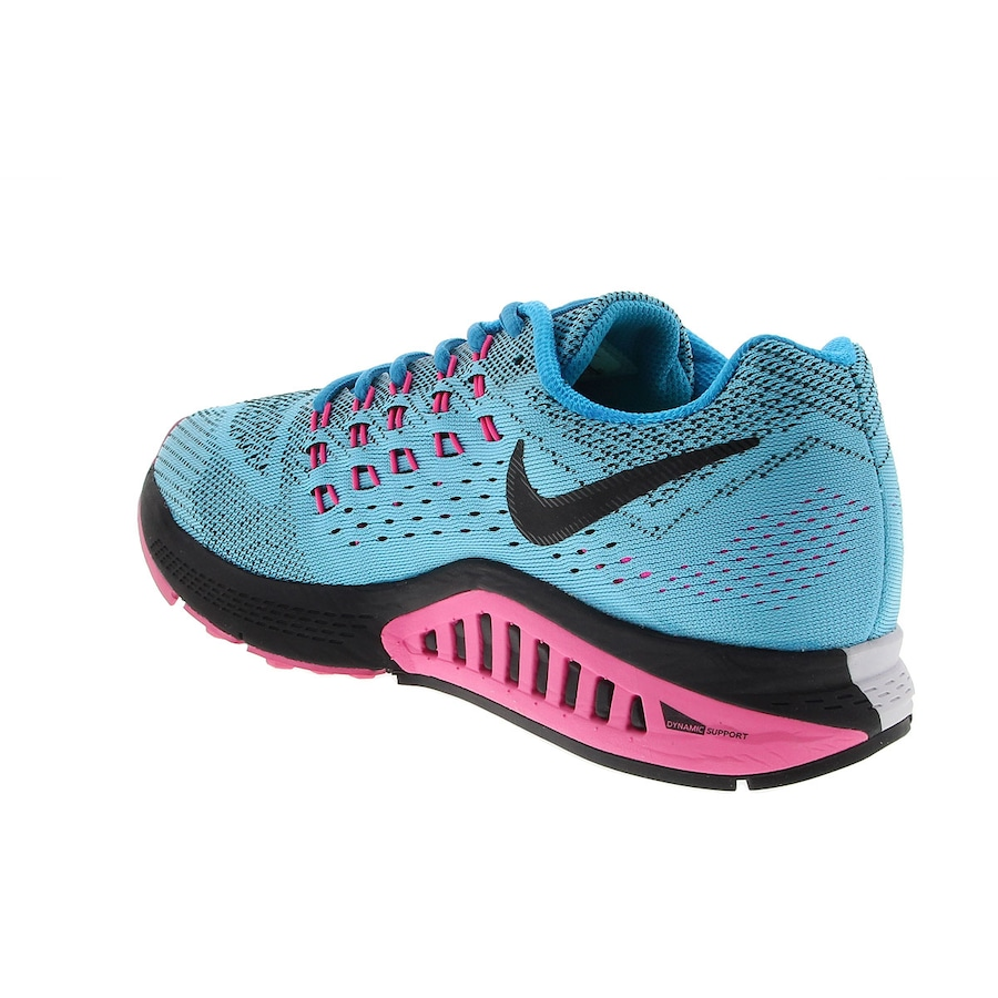 ... Tênis Nike Zoom Structure 18 - Feminino ... 8b1fb6681339a