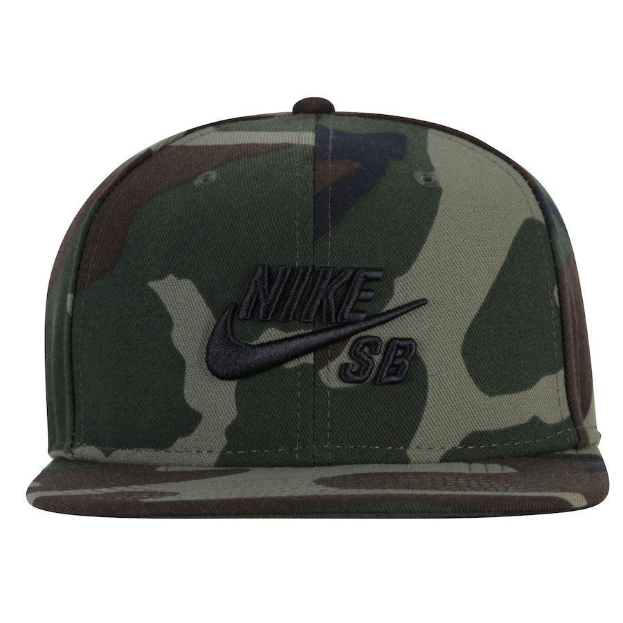 Boné Aba Reta Nike Icon - Snapback - Adulto d33f22e46e6