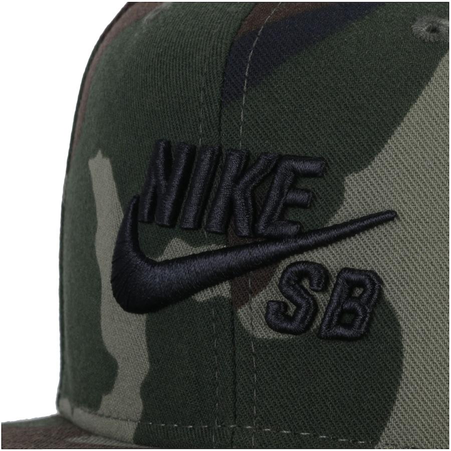 Boné Aba Reta Nike Icon - Snapback - Adulto 547fa5e3ca4