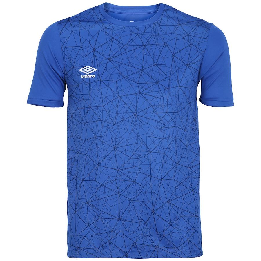 Camiseta Umbro Core UX Print - Masculina 20b4a695cacbb