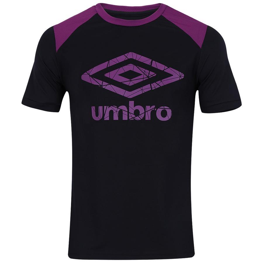 Camiseta Umbro Core UX Basic - Masculina 64155bd2cc52d