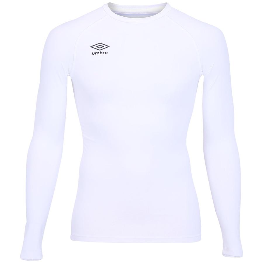 Camiseta Térmica Manga Longa Umbro TWR - Masculina 1b594b8b4f583