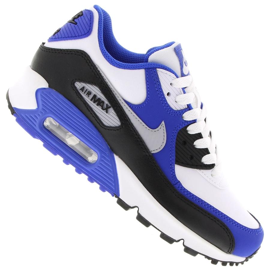 c63216104b Tenis Nike Air Max 90 - Infantil
