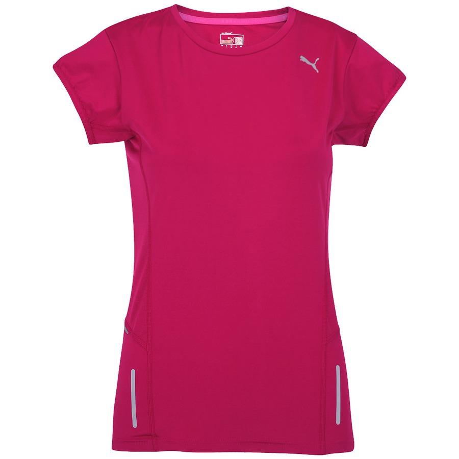 Camiseta Puma Fitted Feminina edb2e60c69da4