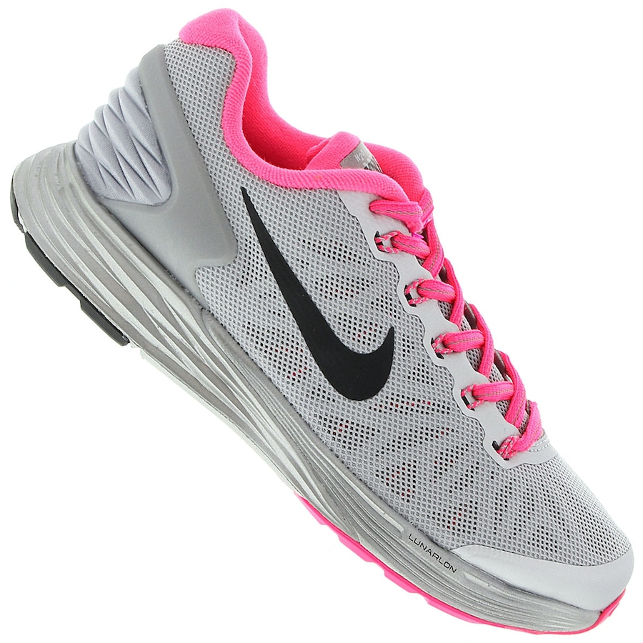 best website 5f448 13b79 Tênis Nike Lunarglide 6 Flash - Infantil
