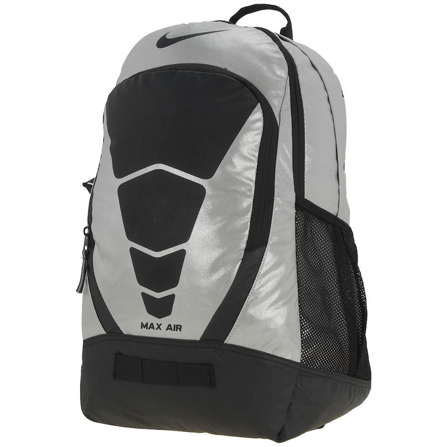 96ec35792 Mochila Nike Max Air Vapor Metallic