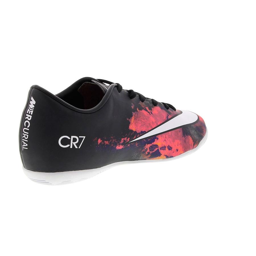 2927d16fe6 Chuteira de Futsal CR7 Nike Mercurial Victory V IC