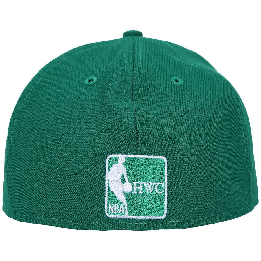 ... Boné Aba Reta New Era Boston Celtics - Fechado - Adulto ... d9b33ad29db