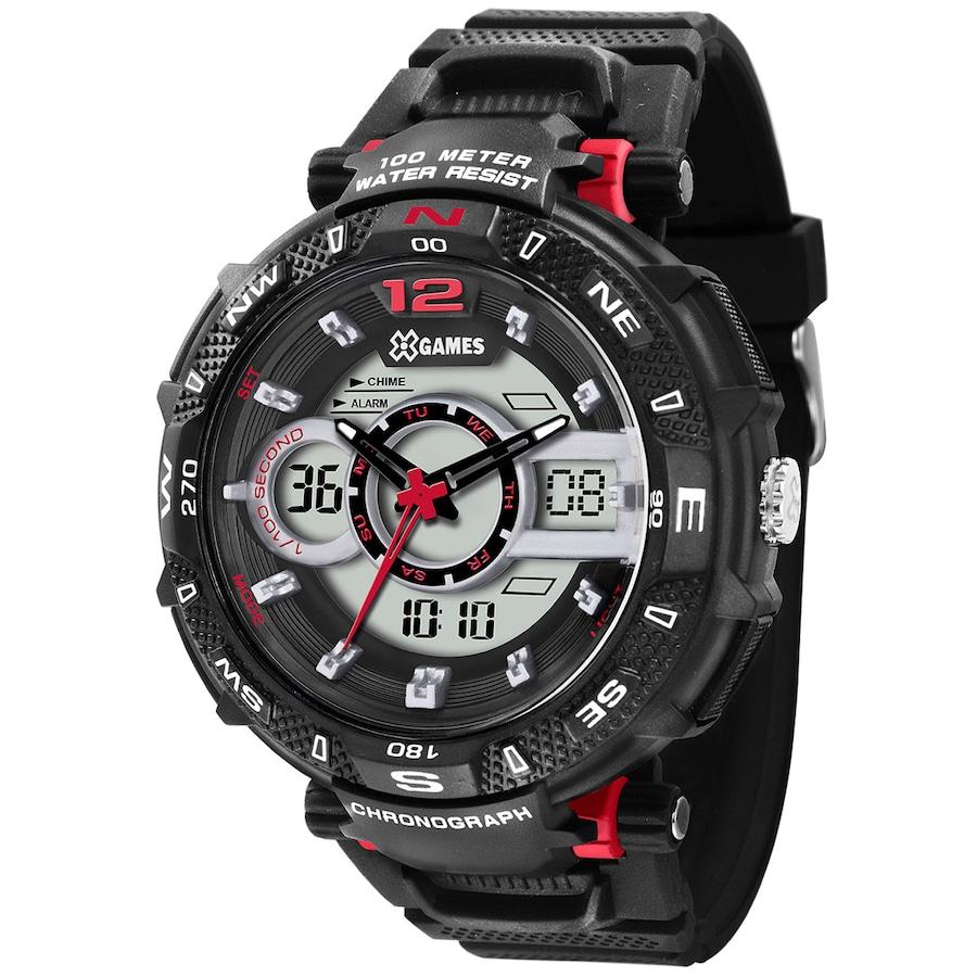1521cfaef67 Relógio Masculino Analógico Digital X-Games XMPPA148
