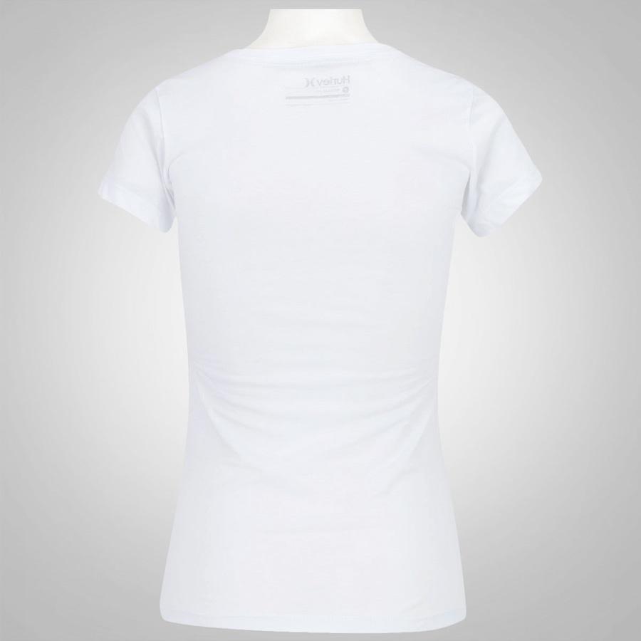 76d89dbf5de83 Camiseta Hurley Recordings - Feminina