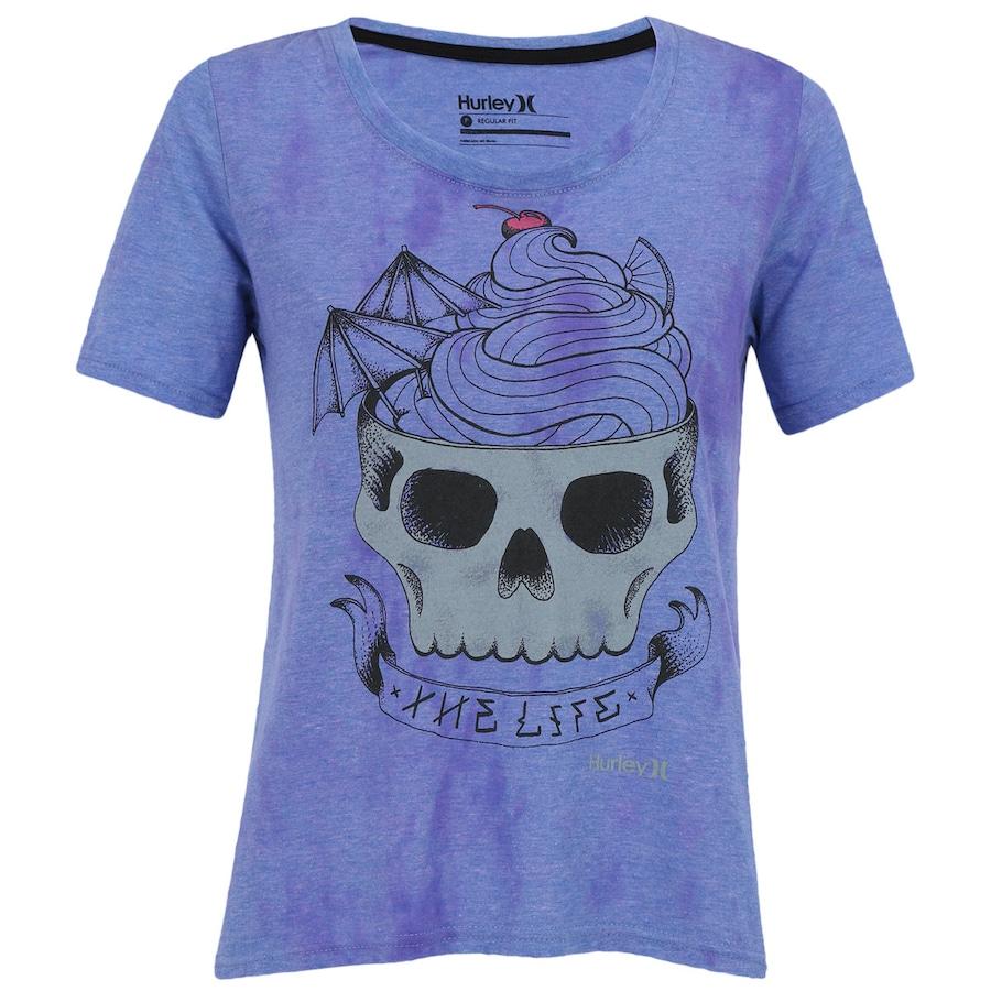 Camiseta Hurley The Life Feminina 968666c03be