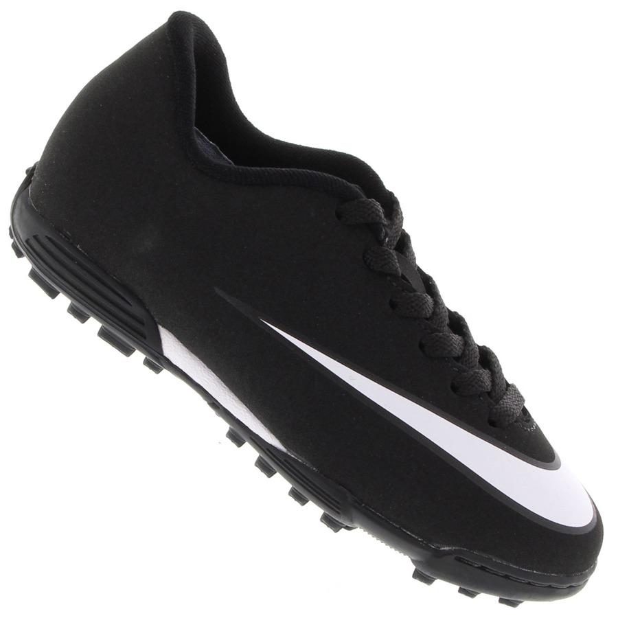 Chuteira Society CR7 Nike Vortex II TF Infantil c3e90c164ebdd