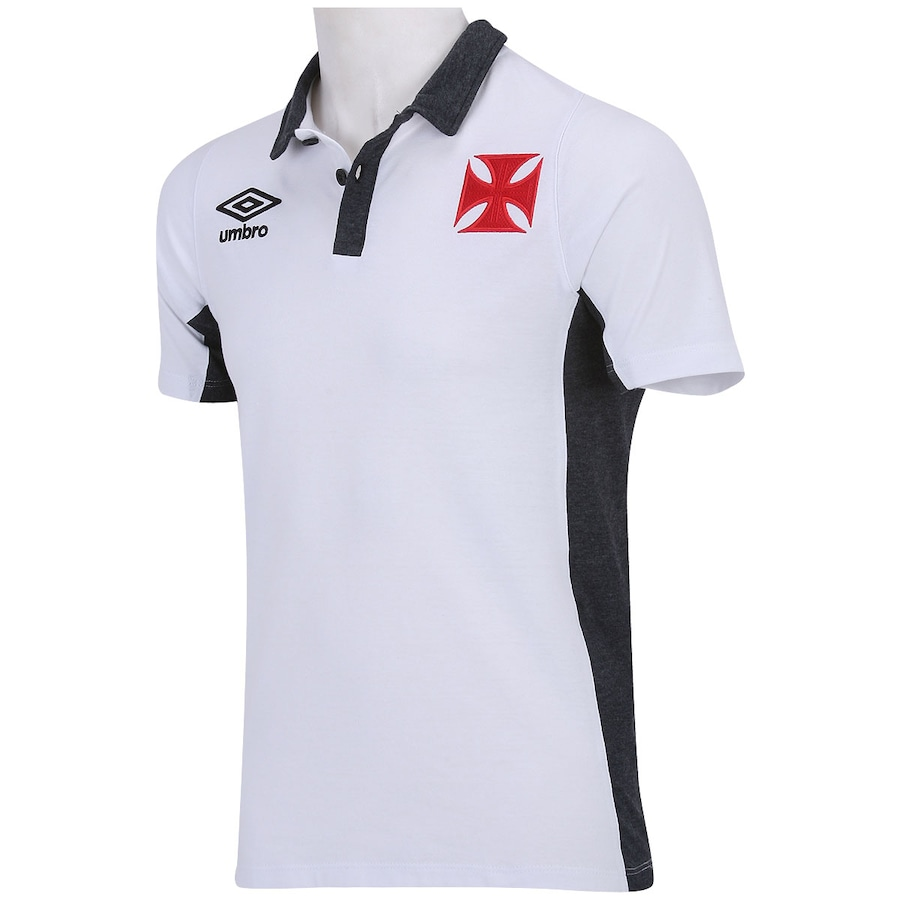 ef9fcb3f9f ... Camisa Polo Umbro Vasco Viagem 2014 - Masculina ...
