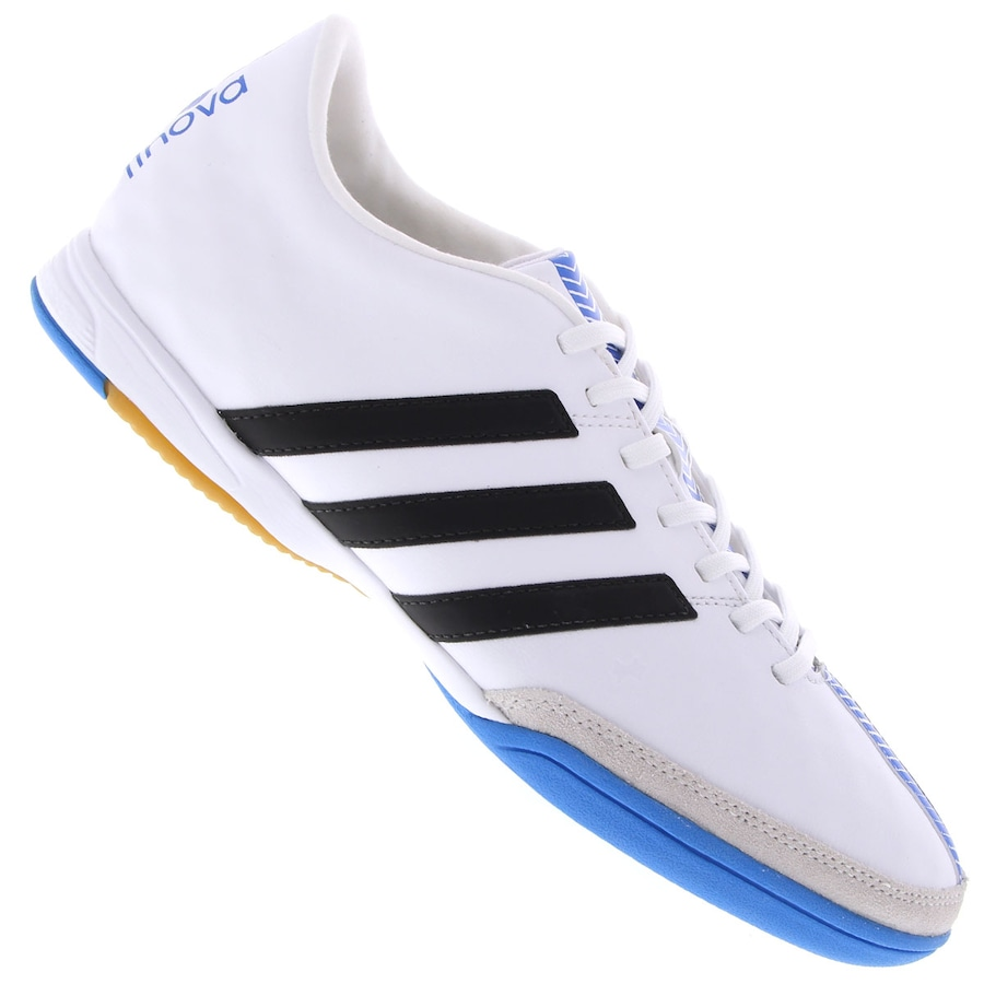 6cdfd59704 Chuteira Futsal adidas 11nova IN - Adulto