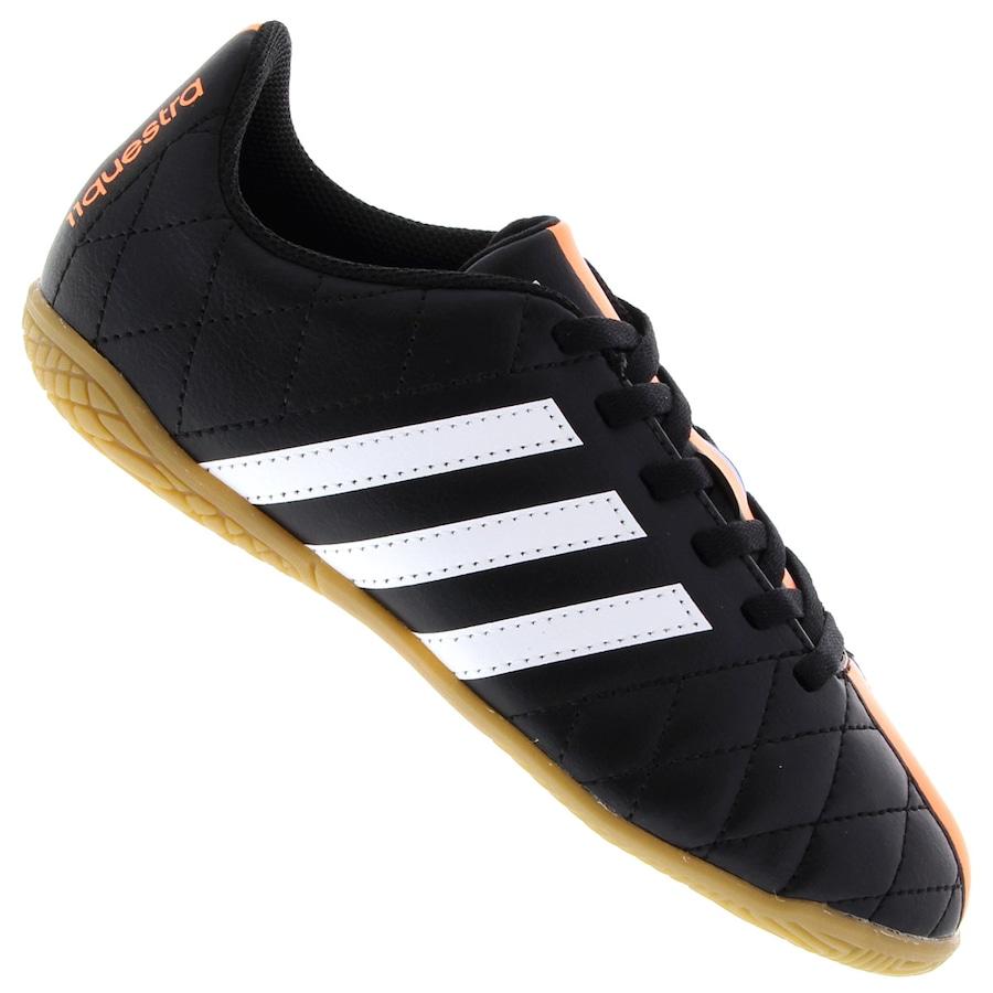 Chuteira de Futsal Adidas 11Questra In Infantil 9e826ecee38e8