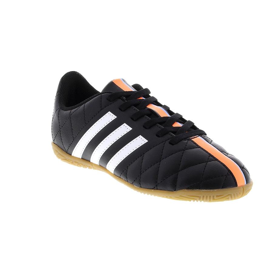 ... Chuteira de Futsal adidas 11Questra In - Infantil ... 7b141fd8945f0
