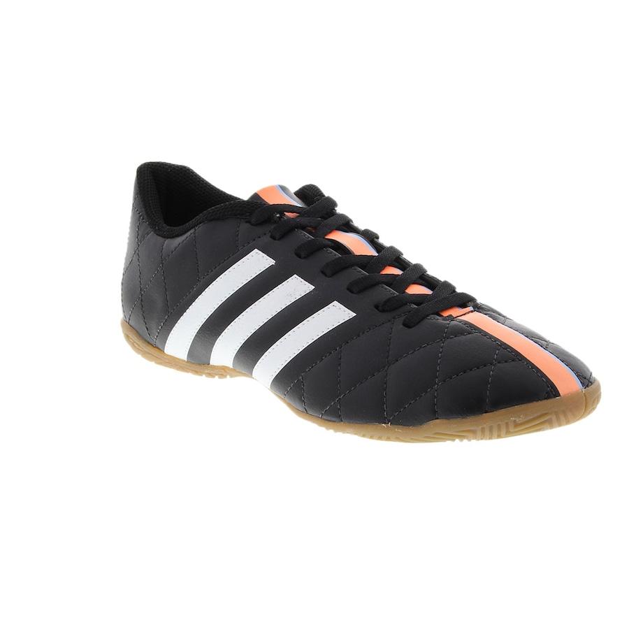 Chuteira de Futsal Adidas 11Questra IN 2076f8de5c761