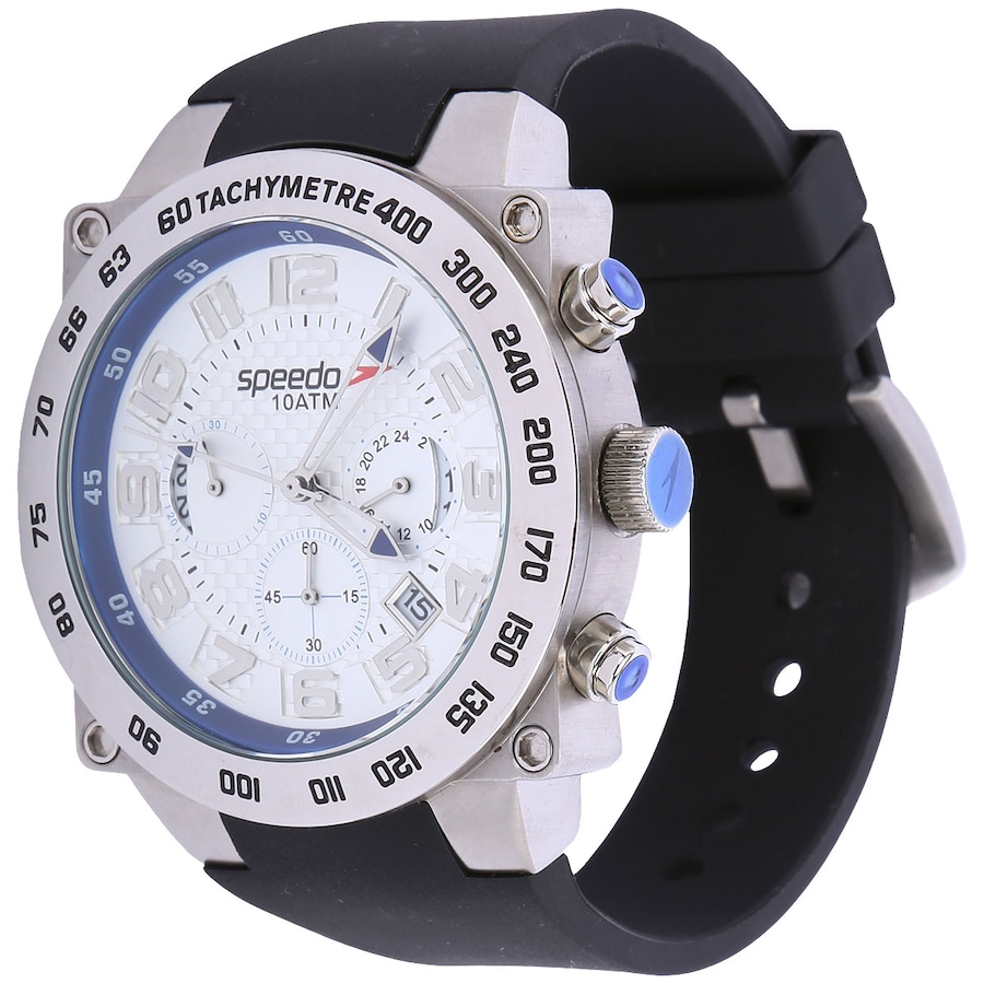 1a285fd4436 Relógio Masculino Analógico Speedo 24842G0