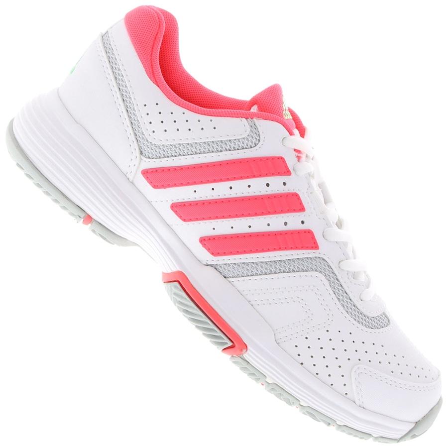 1e9ea26cf28 Tênis Adidas Barricade Court Feminino
