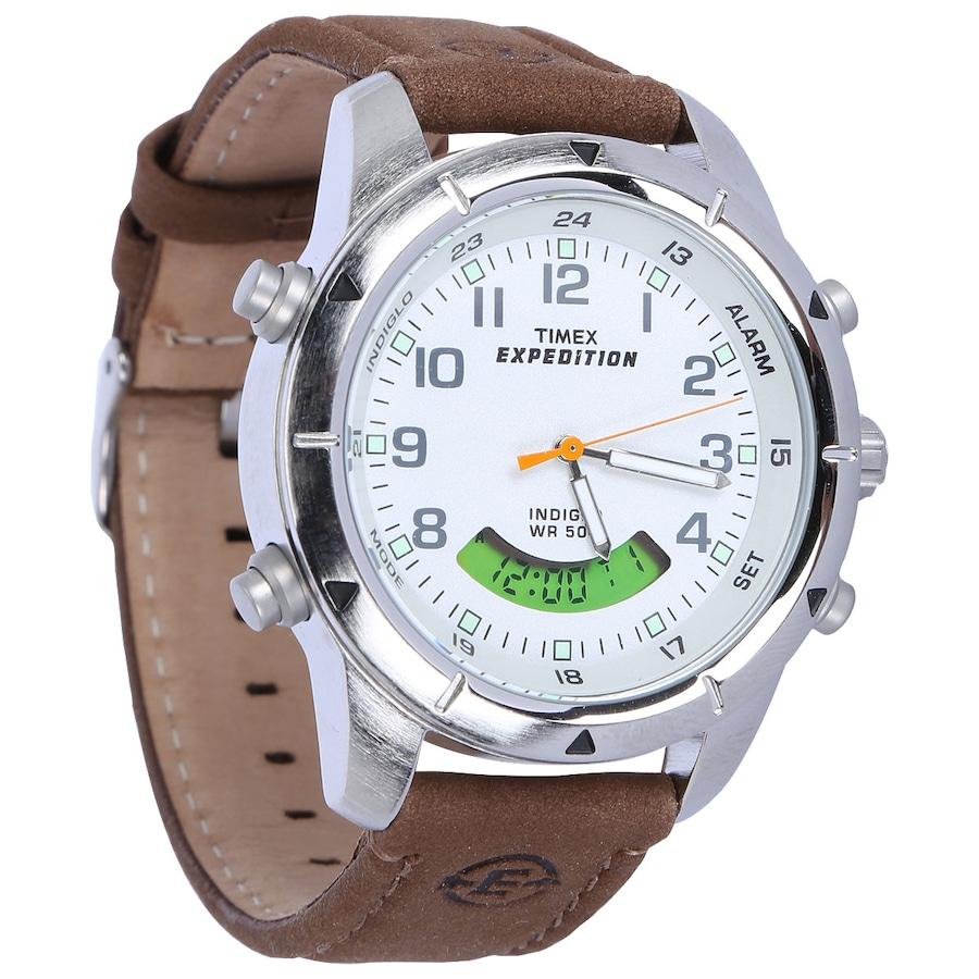 4f6ac1cc782f5 Relógio Masculino Analógico Digital Timex T49828WKL