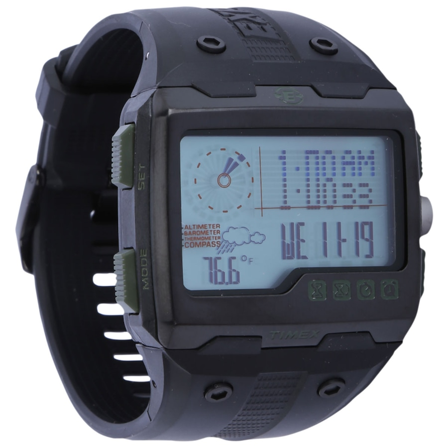 b695eb1f36a15 Relógio Masculino Digital Timex T49664SU