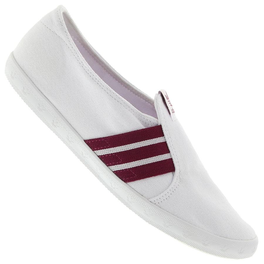 Tênis adidas Adria PS Slip-On - Feminino 4035380a01730