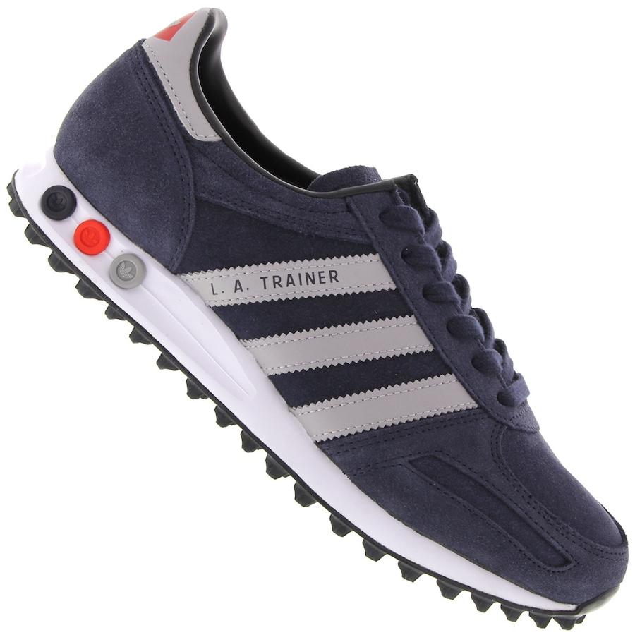 Tenis adidas Originals LA Trainer - Masculino 76efb49a8f1a6