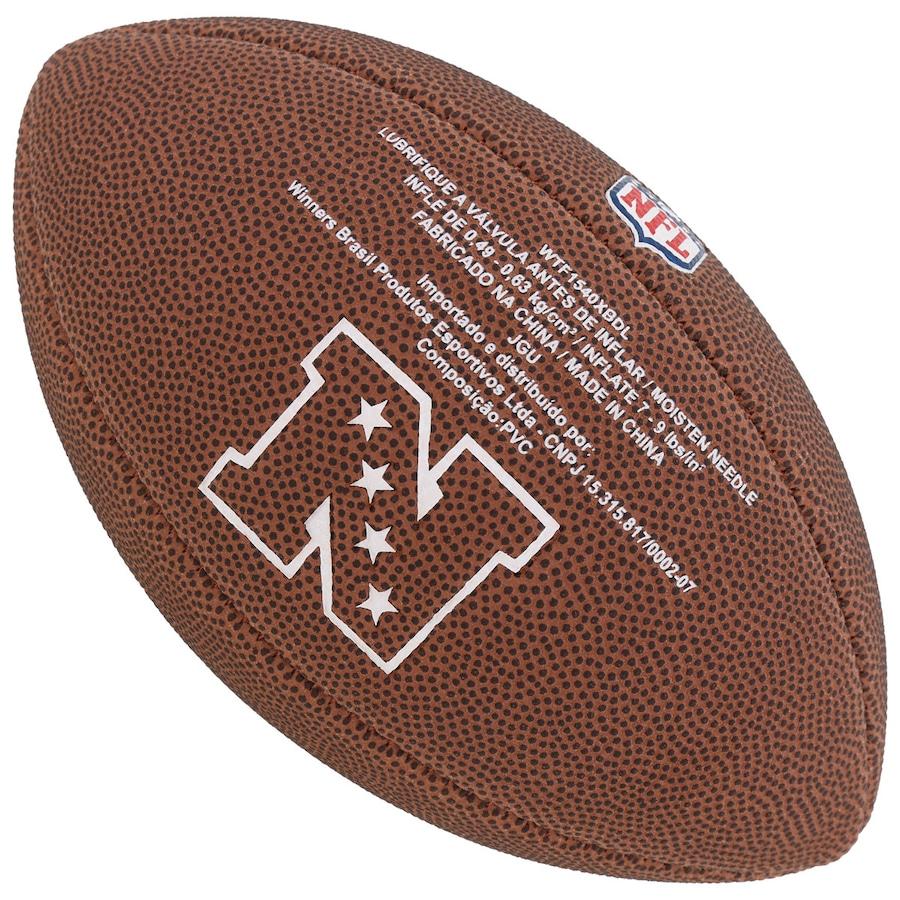 Bola de Futebol Americano Wilson NFL Dallas Cowboys 12258dca9081b