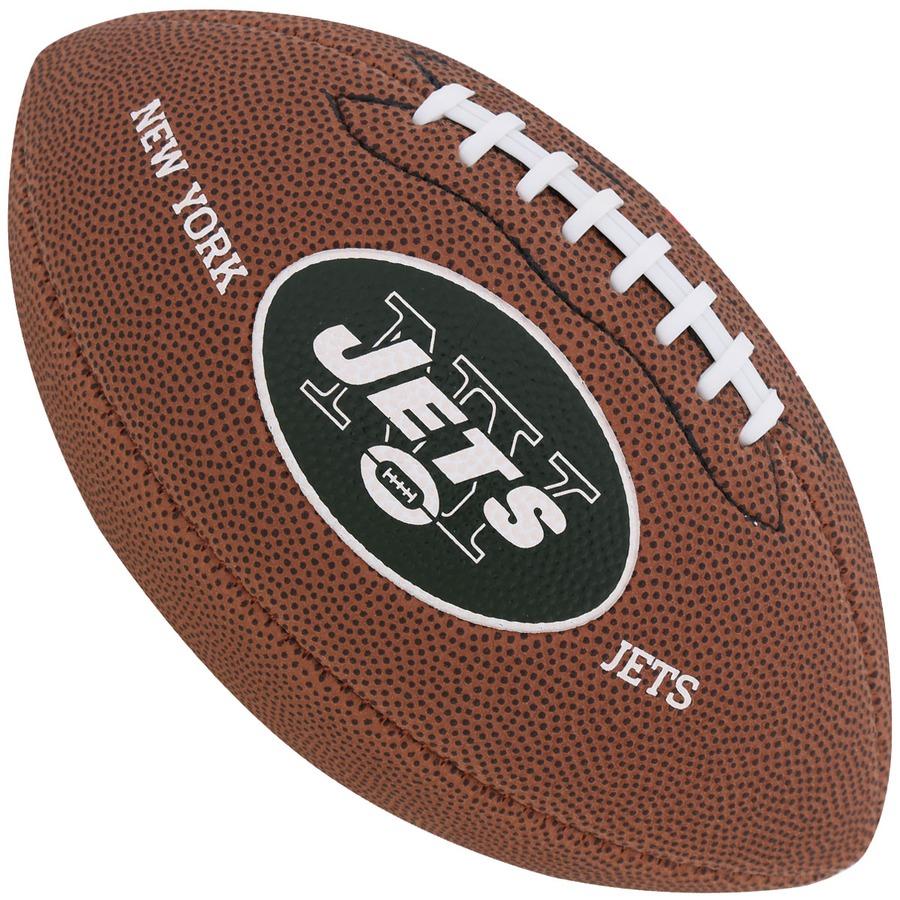 fc1459901f Bola de Futebol Americano NFL NY Jets Wilson