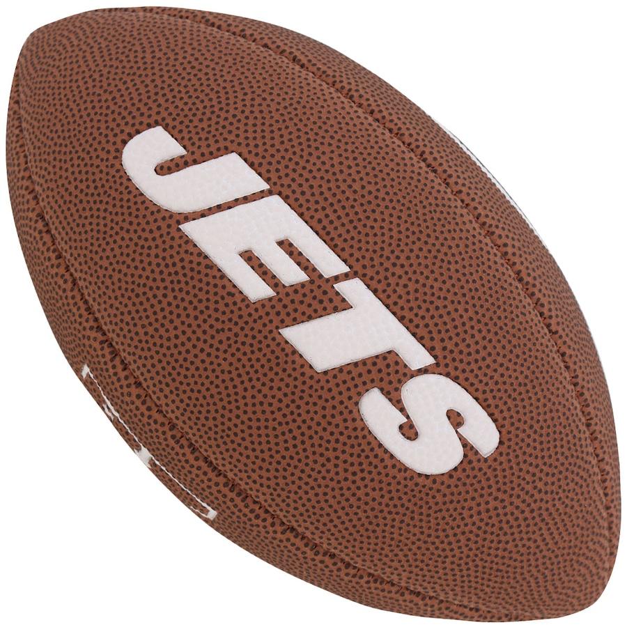 8f88cae94f ... Bola de Futebol Americano NFL New York Jets Wilson ...