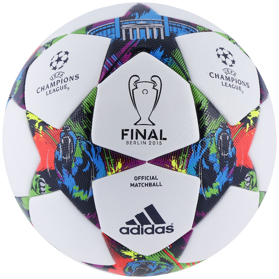 Bola de Futebol de Campo adidas Finale Berlin OMB 8675e9b110549