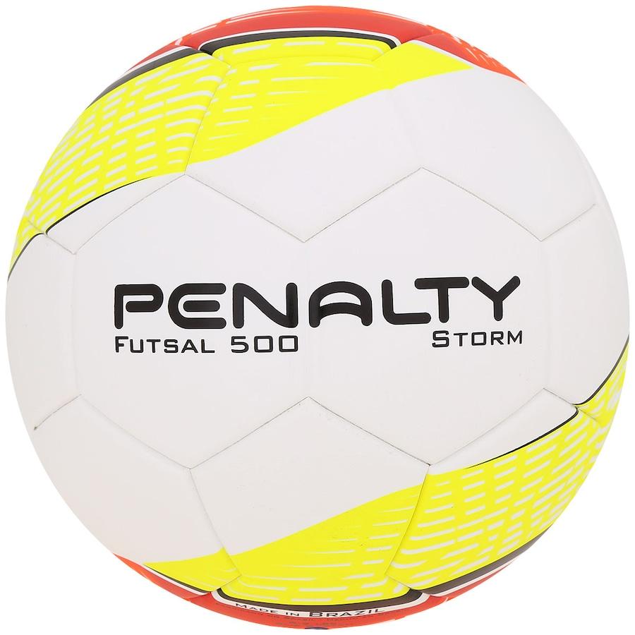 25f7e0c745 Bola de Futsal Penalty Storm Ultra Fusion V